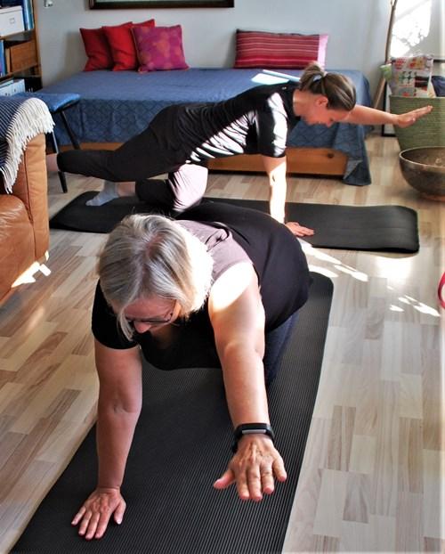 Pilates/yoga