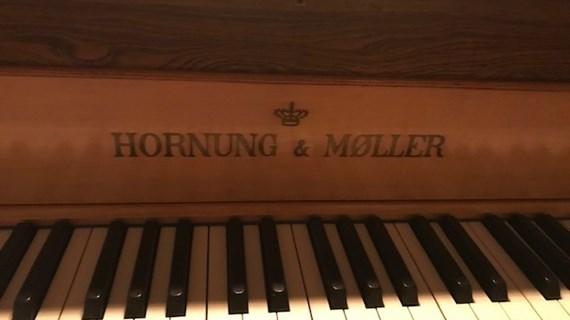 Klaver- Rytmisk - eftermiddag