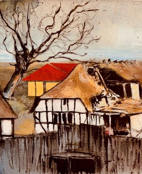 Tegning og akvarel